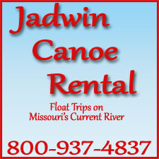 Jadwin Canoe Rental sponsor image and hyperllink
